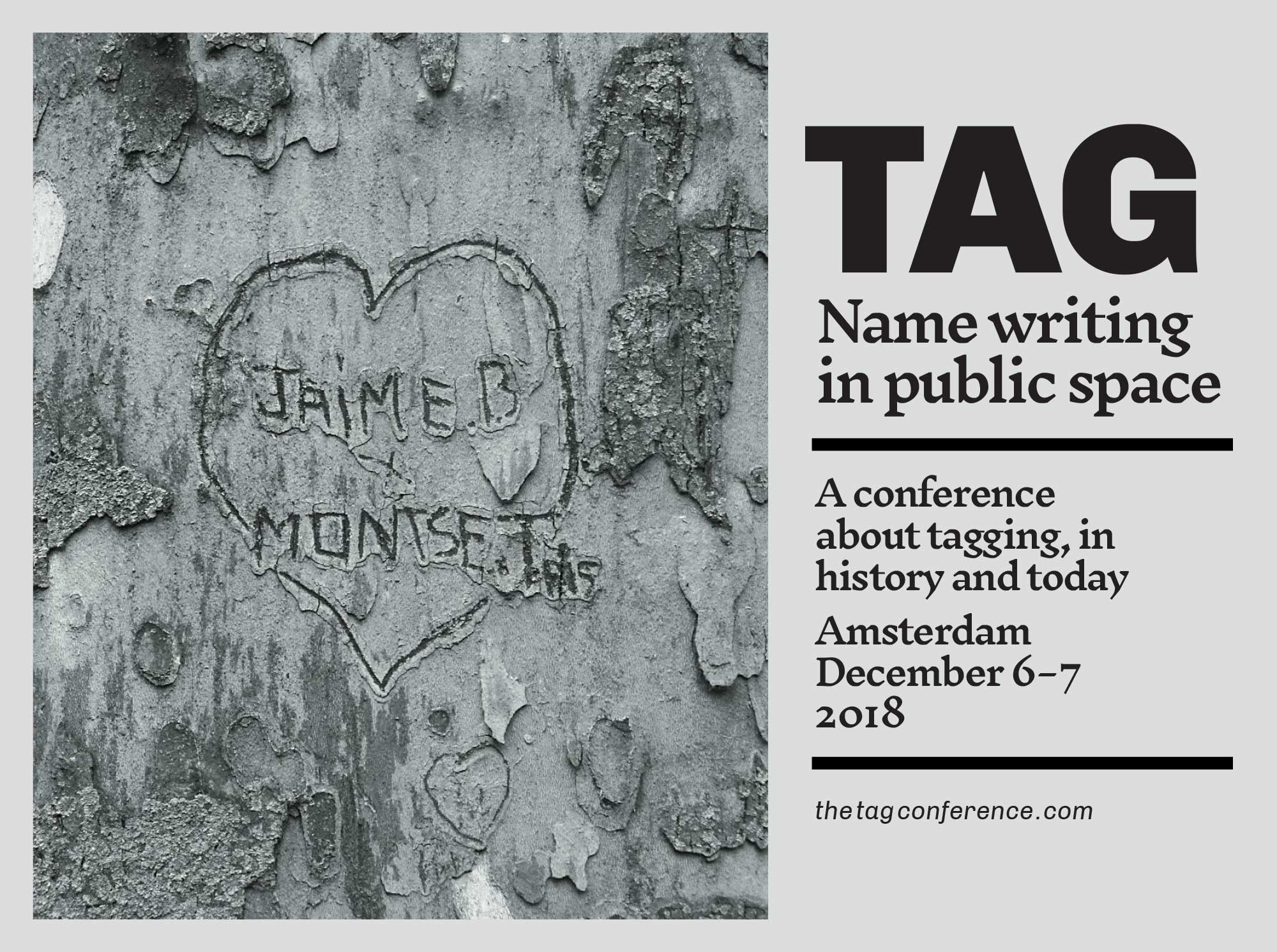 tag conference 2018