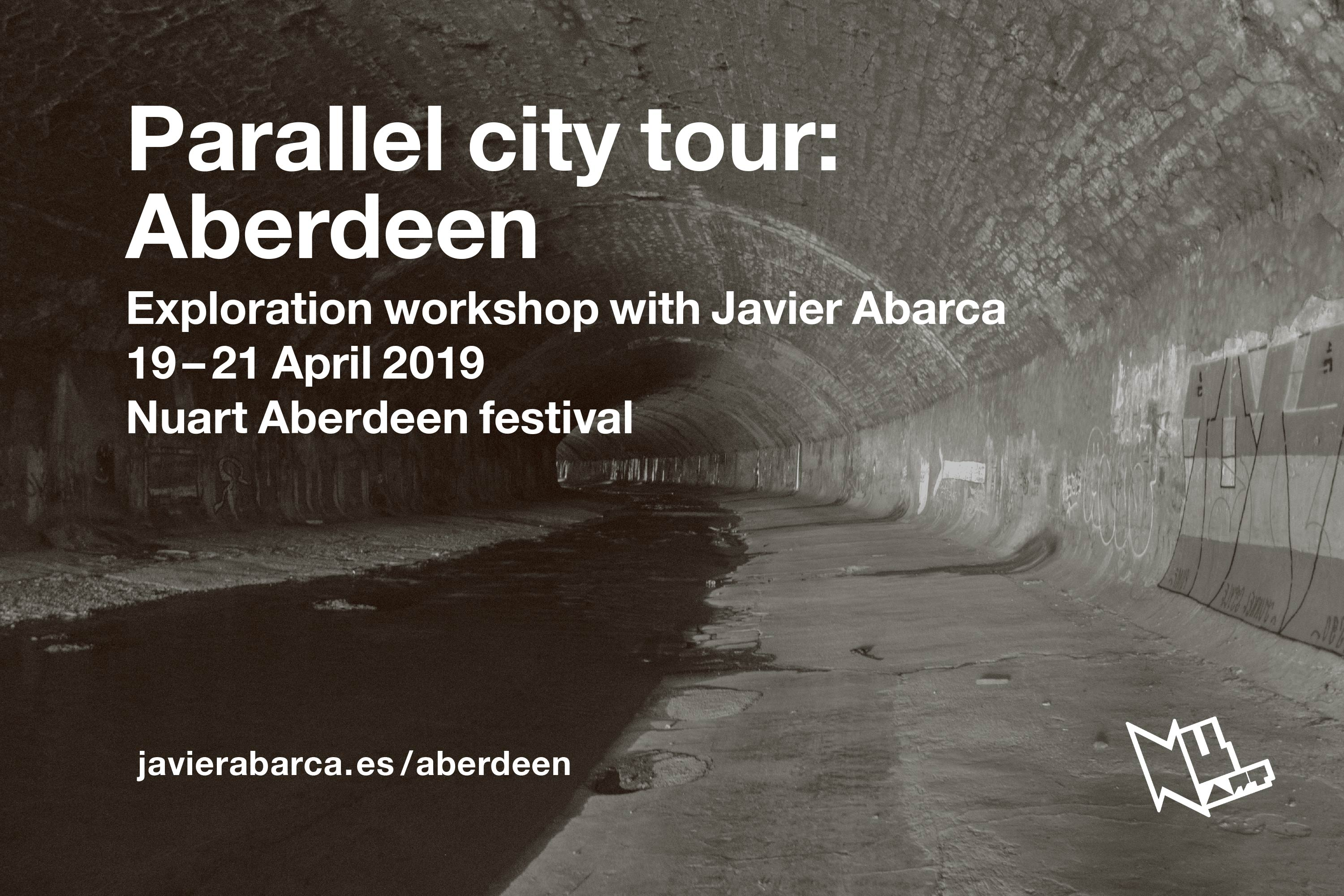 Parallel City Tour Aberdeen - Javier Abarca 2019.